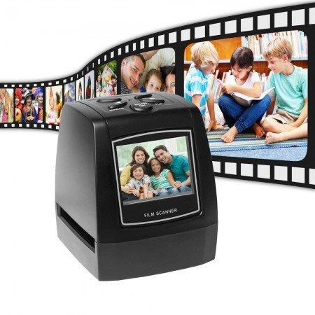 Сканер для оцифровки старых негативных фото плёнок