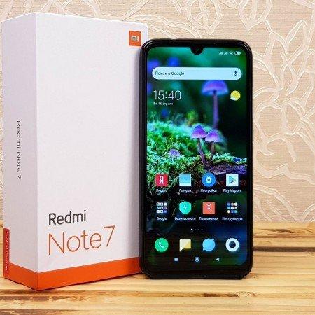 Обзор Xiaomi Redmi Note 7: новый виток эволюции