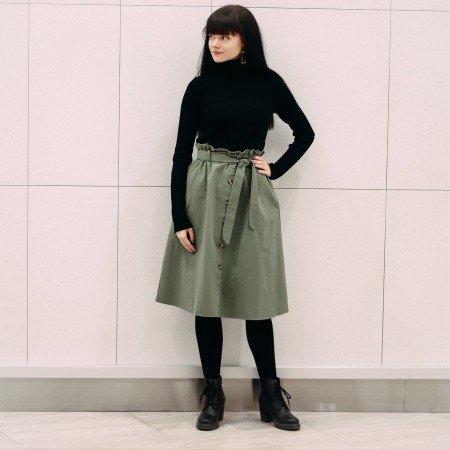 Отличная юбка boussac