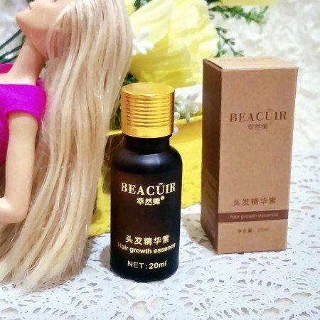 Уход за волосами с BEACUIR