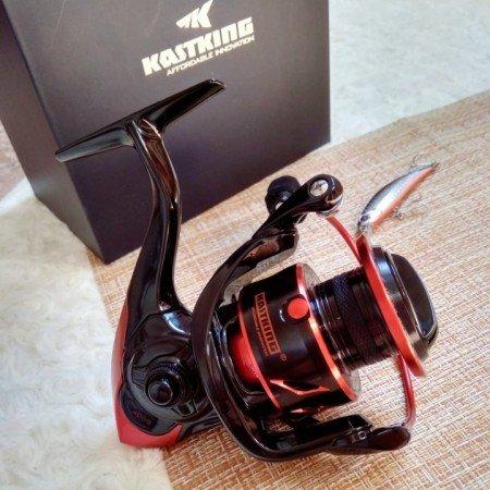 Спиннинговая  катушка SHARKY III  от KastKing