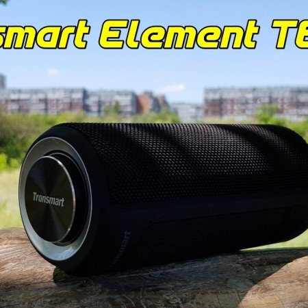 Обзор Tronsmart Element T6 Plus: музыка, лето, драйв