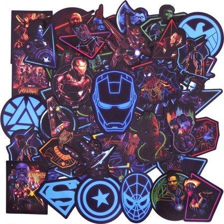 Стикеры от Marvel
