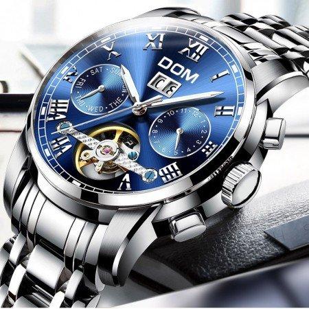 Часы механические спортивные DOM c Алескспресс