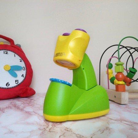 Детский игрушечный микроскоп от бренда EYESHOT