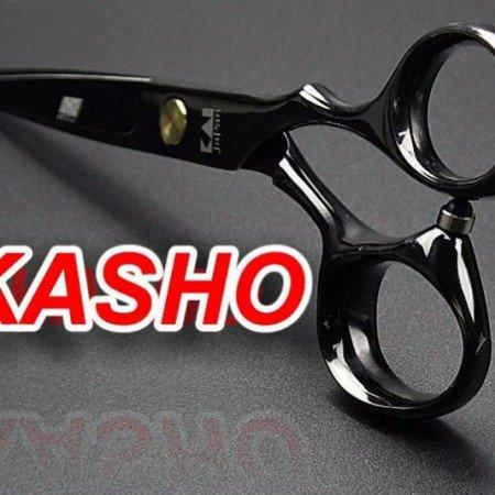 Ножницы для стрижки волос kasho Профессиональные Высокое качество