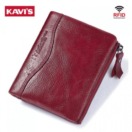 Мега удобный и практичный кошелек маленького размера от бренда KAVIS