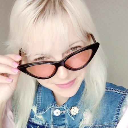 Кошачьи солнцезащитные очки