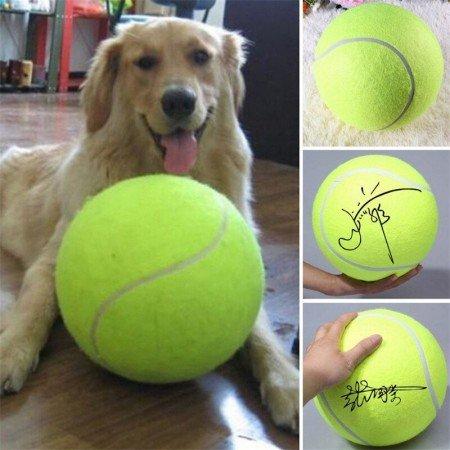 Теннисный пляжный мяч диаметр 24 см