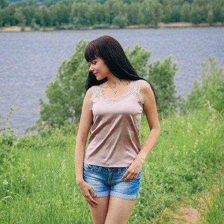 Топ в бельевом стиле Streamgirl